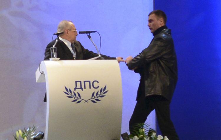 Ahmed Dogan Was Bulgarian Politician Really Target of Assassination Attempt