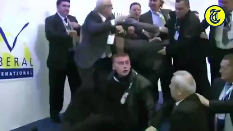 Ahmed Dogan Failed Assassination Attempt on Ahmed Dogan Caught On tape YouTube