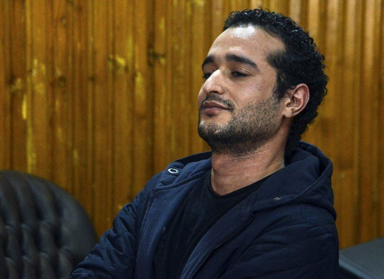 Ahmed Douma Ahmed Douma Egypts Repeatedly Jailed Activist Fanack Chronicle