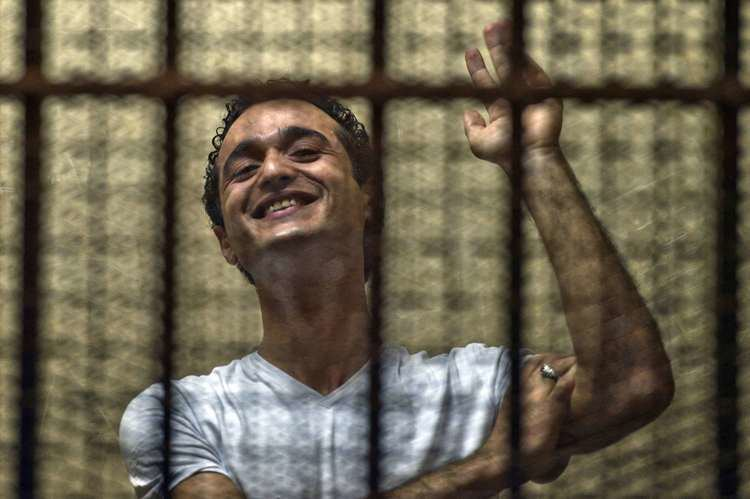 Ahmed Douma Prominent Egyptian activist Ahmed Douma arrested in Cairo