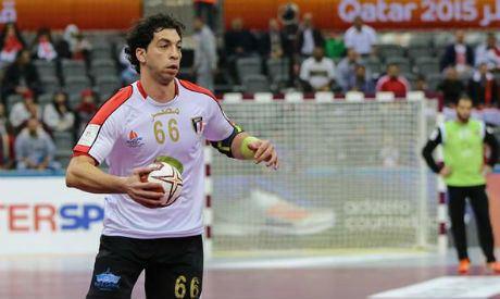 Ahmed El-Ahmar INTERVIEW Egyptian handball phenomenon Ahmed ElAhmar