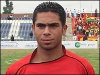 Ahmed Fathy BBC SPORT Football African Egyptian linked with Arsenal