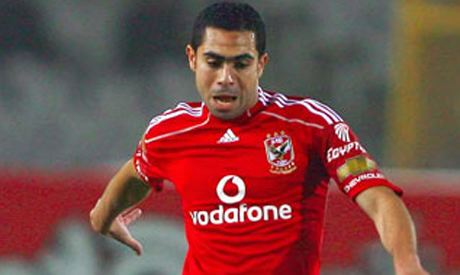 Ahmed Fathy Ahly39s winger Fathi out of Ethiopian Coffee tie Egyptian