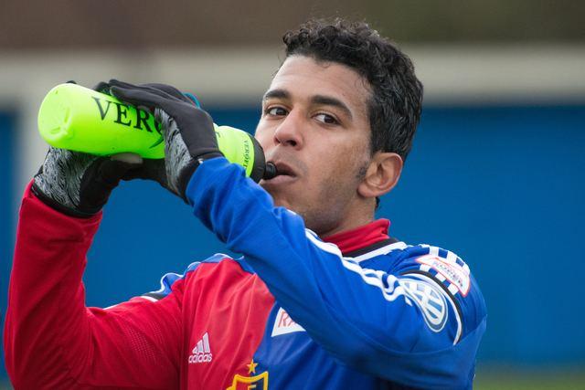 Ahmed Hamoudi Ahmed Hamoudi verlsst den FCB News Sport Fussball