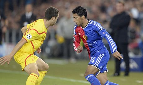 Ahmed Hamoudi Basel coach hails Egyptian forward Ahmed Hamoudi Talents