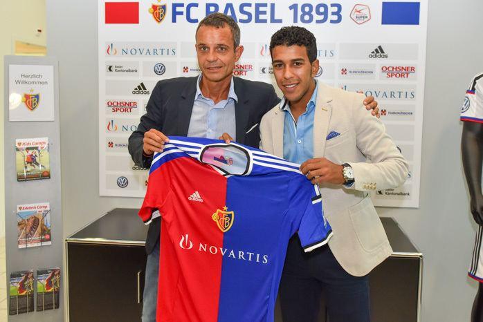 Ahmed Hamoudi FCBNews FC Basel 1893 Die offizielle Website