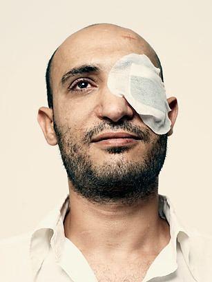 Ahmed Harara Profile of a Protester Ahmed Harara of Egypt TIME39s