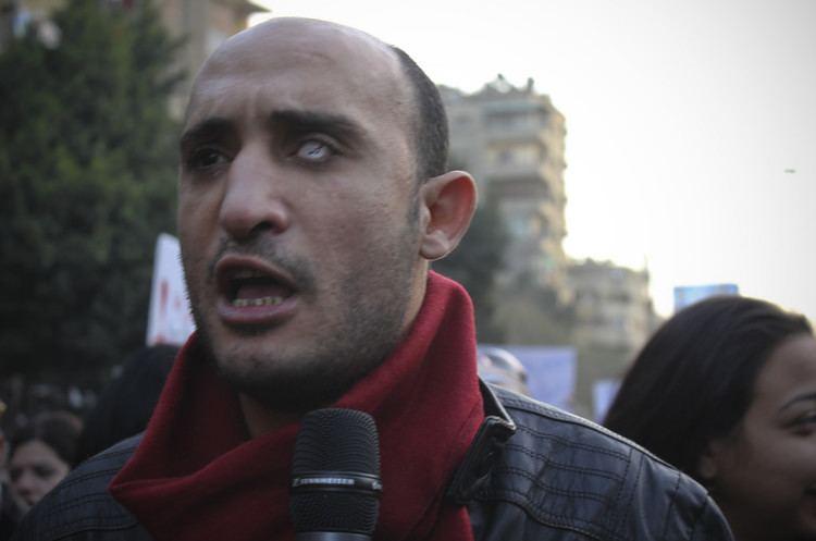 Ahmed Harara Ahmed Harara at Anti Sexual Harasment March to Tahrir