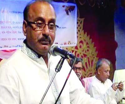 Ahmed Hossain NETRAKONA Ahmed Hossain Organising Secretary Bangladesh Awami