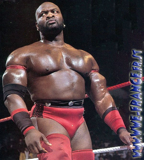 Ahmed Johnson Today I noticed just how odd Ahmed Johnson39s arms were