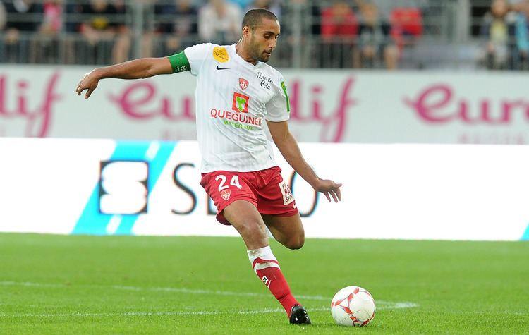 Ahmed Kantari DFCO Ahmed Kantari ne viendra pas Sports Bourgogne