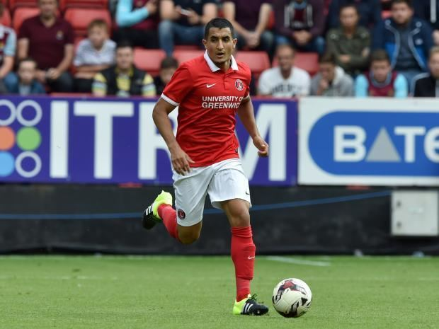 Ahmed Kashi Charlton midfielder Ahmed Kashi makes big step in recovery with U21