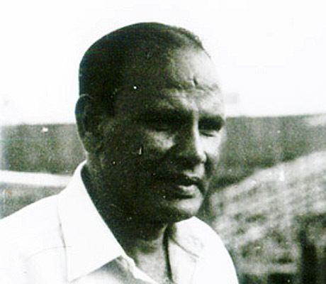 Ahmed Khan (footballer) Legends Of Indian Football Ahmed Khan