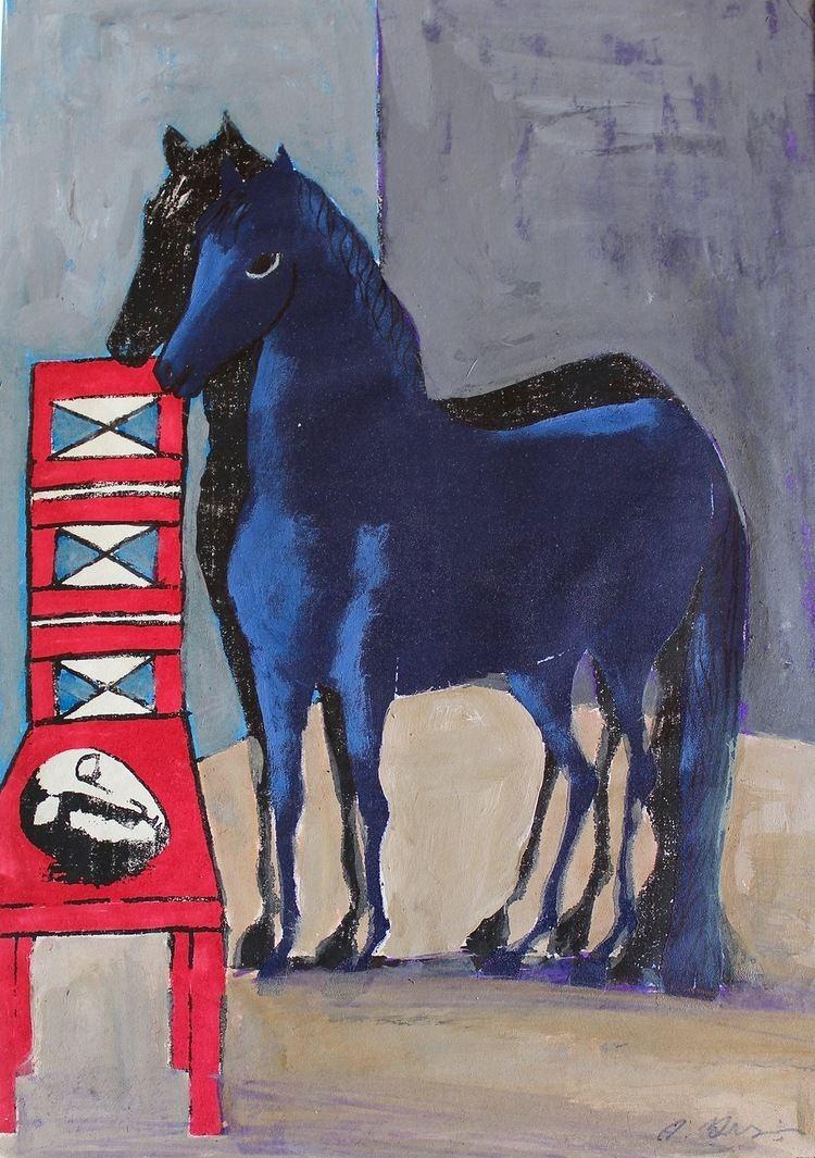 Ahmed Morsi Works Gypsum Gallery
