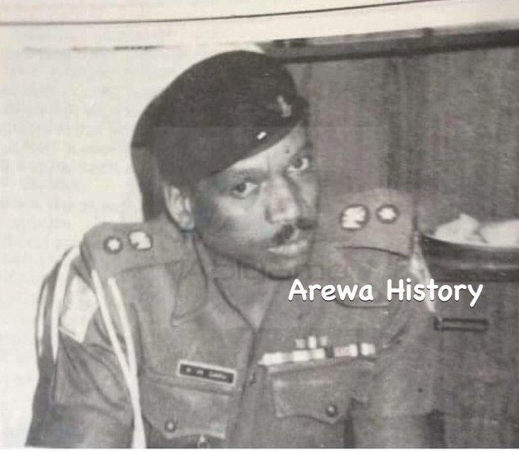 Ahmed Muhammad Daku Arewa History on Twitter Col Ahmed Muhammad Daku became Governor