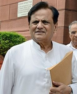 Ahmed Patel Ahmed Patel seeks safe working environment facilities for Alang