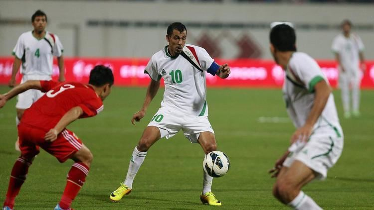 Ahmed Radhi Ahmed Radhi Younus Mahmoud and the five best Iraqi footballers of