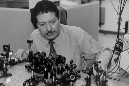 Ahmed Zewail Nobel Laureate Ahmed Zewail Named United States Science Envoy Caltech