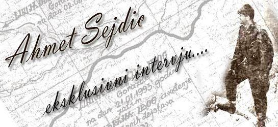 Ahmet Sejdić Rogatica Home Page Ahmet Sejdic ekskluzivni intervju