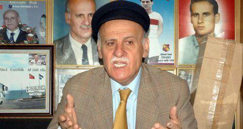 Ahmet Suat Ozyazici Ahmet Suat zyazc yeniden Trabzonspor39da ahmet suat