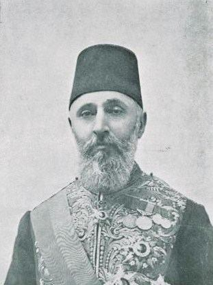 Ahmet Tevfik Pasha httpsuploadwikimediaorgwikipediacommons88