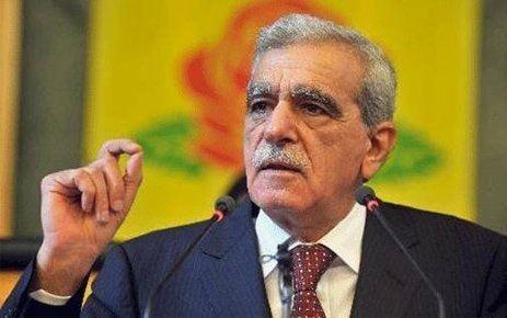 Ahmet Turk Ahmet Trk Military operations weakening the trust in