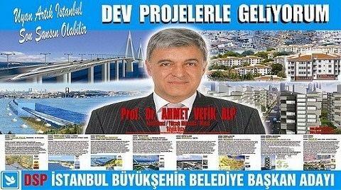 Ahmet Vefik Alp MHP Saryer adayl iin mimar Ahmet Vefik Alp39i iknaya