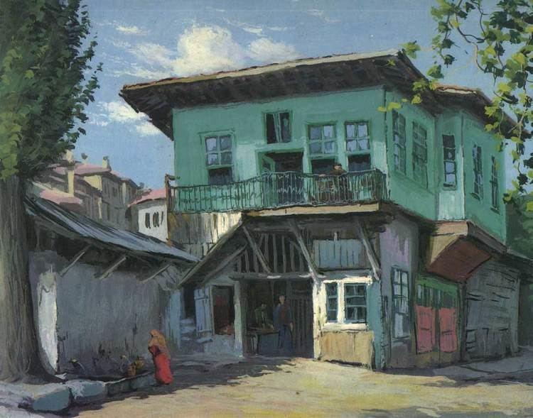 Ahmet Yakupoğlu Ahmet YakupoluYksek kahve Ressam Ahmet Yakupolu Pinterest