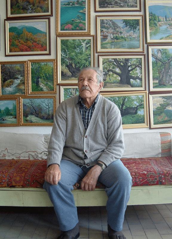 Ahmet Yakupoğlu Ressam ve Minyatr sanats Ahmet Yakupoluna Kltr ve Sanat