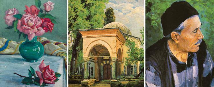 Ahmet Yakupoğlu Tabiatn ve Tarihin Yaayan Ressam Ahmet Yakupolu