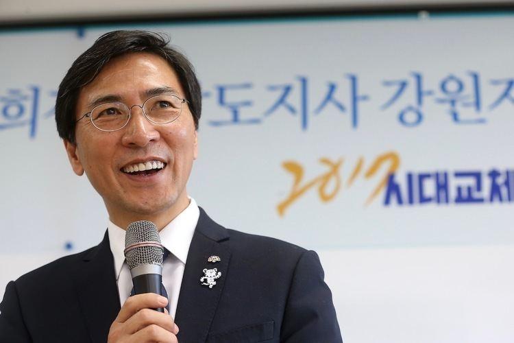 Ahn Hee-jung Ahn Heejung A Dark Horse Gathers Pace KOREA EXPOS