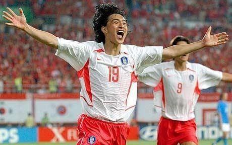 Ahn Jung-hwan World Cup 2010 South Korea offer Ahn Junghwan hope of