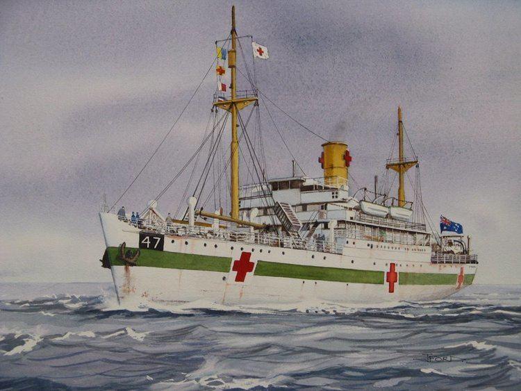 AHS Centaur Naval Warfare AHS Centaur