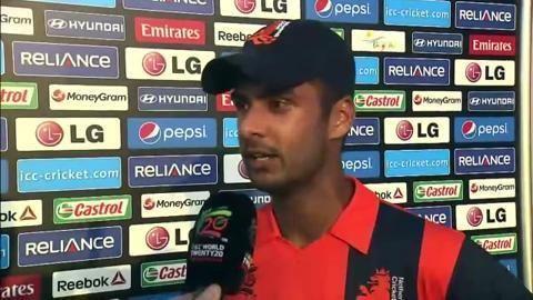 Ahsan Malik (cricketer) M21 SA v NED Ahsan Malik Bowling Package