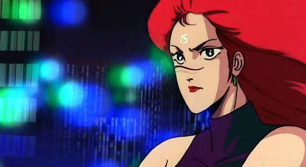 Ai City Ai City La notte dei cloni Anime AnimeClickit