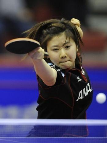 Ai Fukuhara Ai Fukuhara Table Tennis Player Profile and News Feed on TableTennista