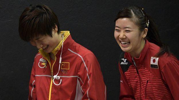 Ai Fukuhara The Japanese Olympian who stole Chinese hearts BBC News