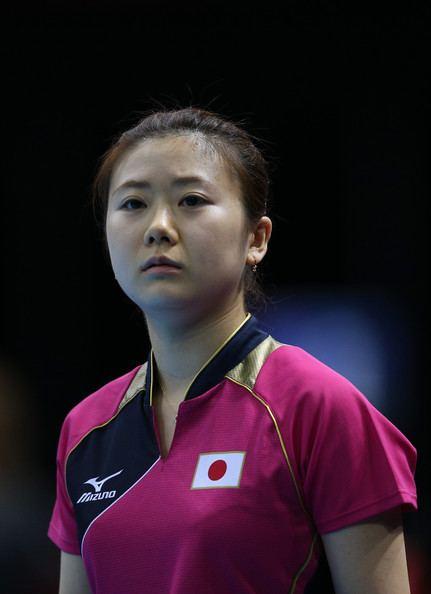 Ai Fukuhara Ai Fukuhara Pictures Olympics Day 2 Table Tennis Zimbio