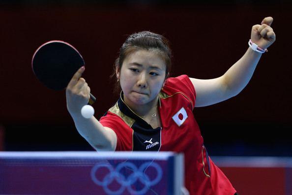 Ai Fukuhara Ai Fukuhara Pictures Olympics Day 4 Table Tennis Zimbio