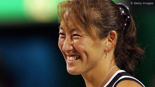 Ai Sugiyama Ai Sugiyama Named Athlete Role Model OnTenniscom