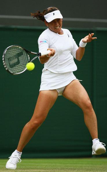Ai Sugiyama Ai Sugiyama Pictures The Championships Wimbledon 2007