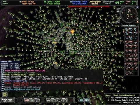 AI War: Fleet Command AI War Fleet Command General Tactics Part 1 YouTube