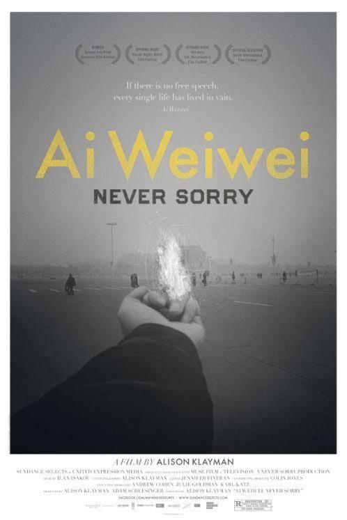 Ai Weiwei: Never Sorry t0gstaticcomimagesqtbnANd9GcS988VgfGgHLjgtGM