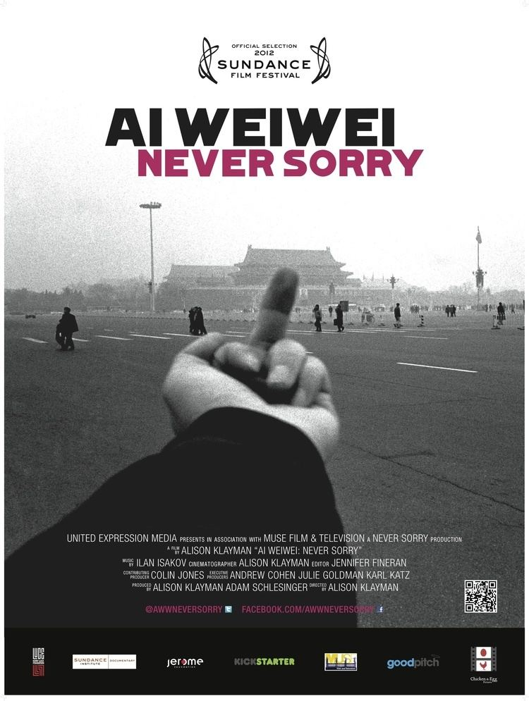 Ai Weiwei: Never Sorry Movie Review Ai Weiwei Never Sorry Review St Louis