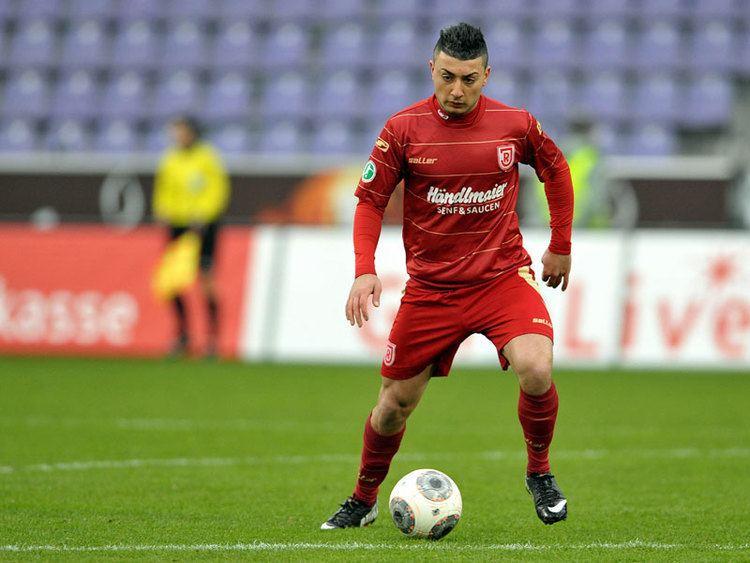 Aias Aosman Schork hat Aosman auf dem Zettel 2 Liga