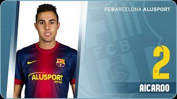 Aicardo Aicardo Jess Nazaret Aicardo Collantes FC Barcelona
