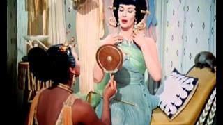 Aida (1953 film) SOPHIA LOREN AND LUSSIANO DELLA MARRA FACETOFACE HD FILM