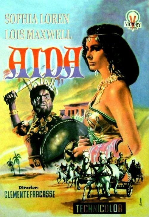 Aida (1953 film) Aida 1953 Filmweb