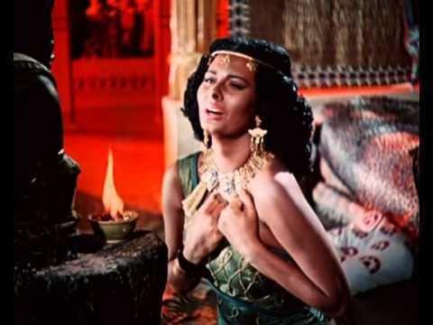 Aida (1953 film) SOPHIA LOREN A DISTRESSED BEAUTY HD FILM AIDA 1953 YouTube