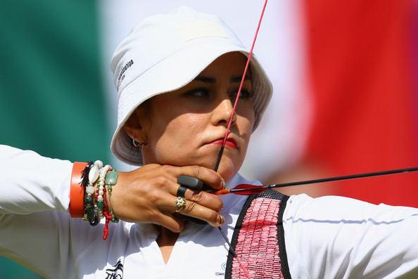 Aida Roman Aida Roman Photos Olympics Day 3 Archery Zimbio